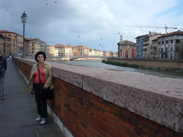Travelling Dijuca Florencia y Pisa