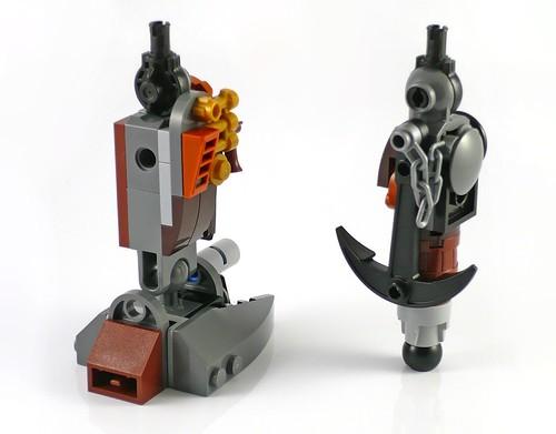 LEGO The Movie 70807 MetalBeard's Duel 14