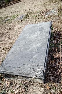Alexandar Kirkpatrick - Signature Stone John White