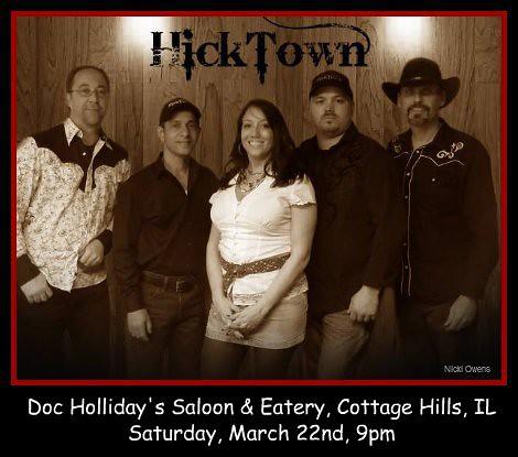 HickTown 3-22-14