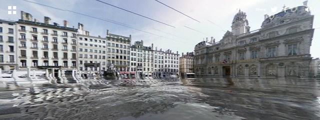 UNDER WATER Terreaux