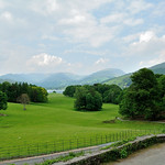 Wray Castle view 1