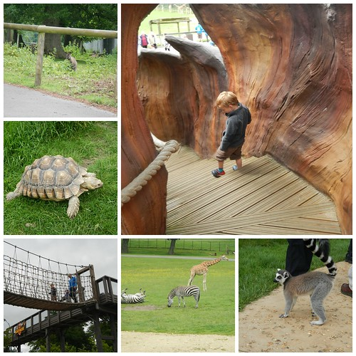 Longleat - The African Village