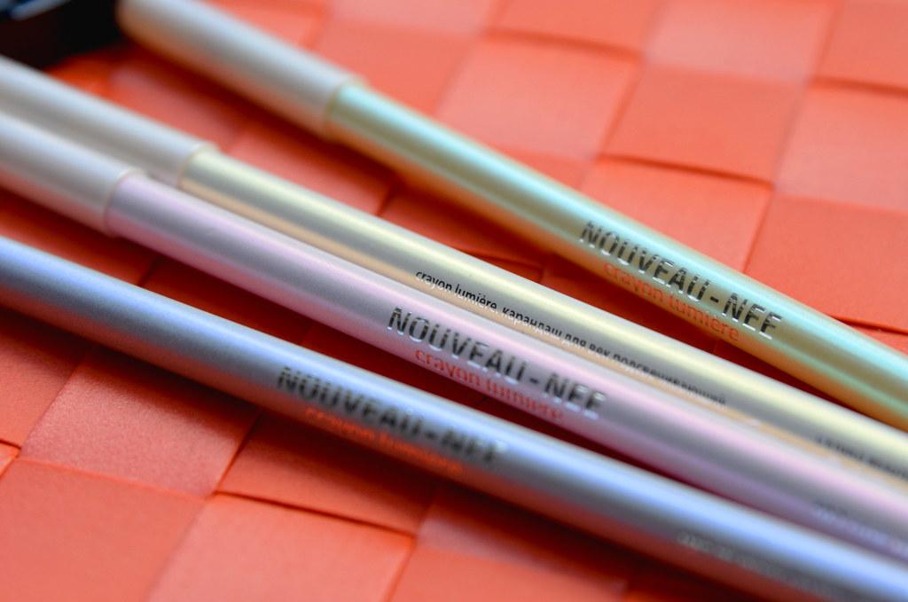 nouveau-nee  crayon lumiere letu
