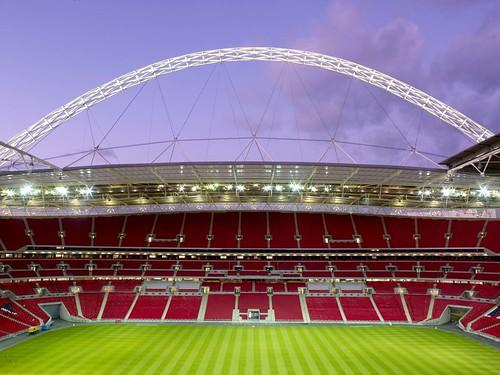 Norman Foster 建築師事務所 + Populous – 英國 New Wembley Stadium 溫布萊球場   準建築人手札網站 Forgemind ArchiMedia