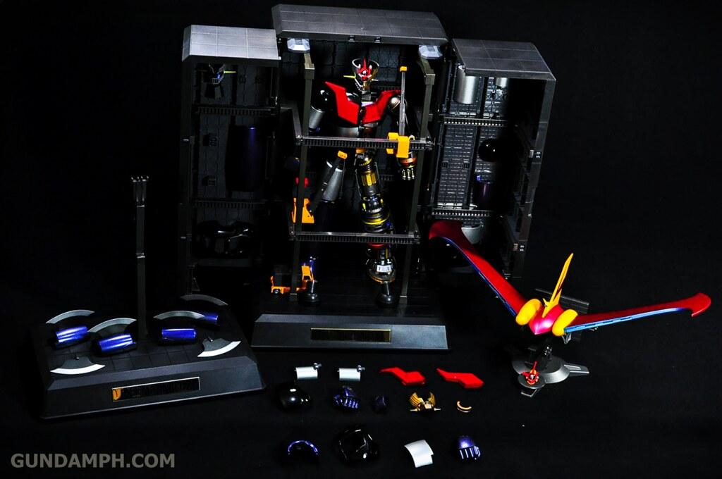 DX SOC Mazinger Z and Jet Scrander Review Unboxing (152)