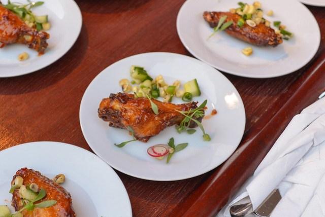 RockSugar Pan Asian Kitchen crispy thai wings