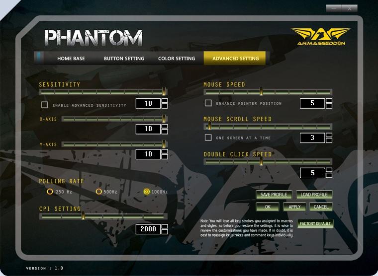 Armaggeddon Phantom - 28