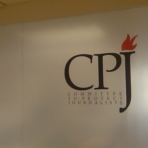 CPJ office