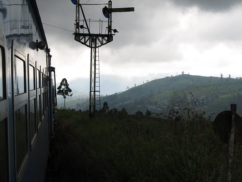 Train trip from Kandy to Ella