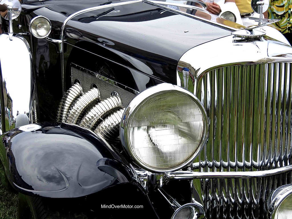 1933 Duesenberg SJ Beverly 4-Door