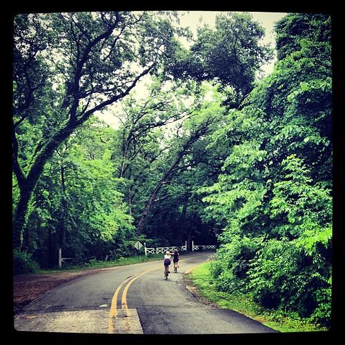 Michigan Bike Ridin' with @breemckenna & @jroestel