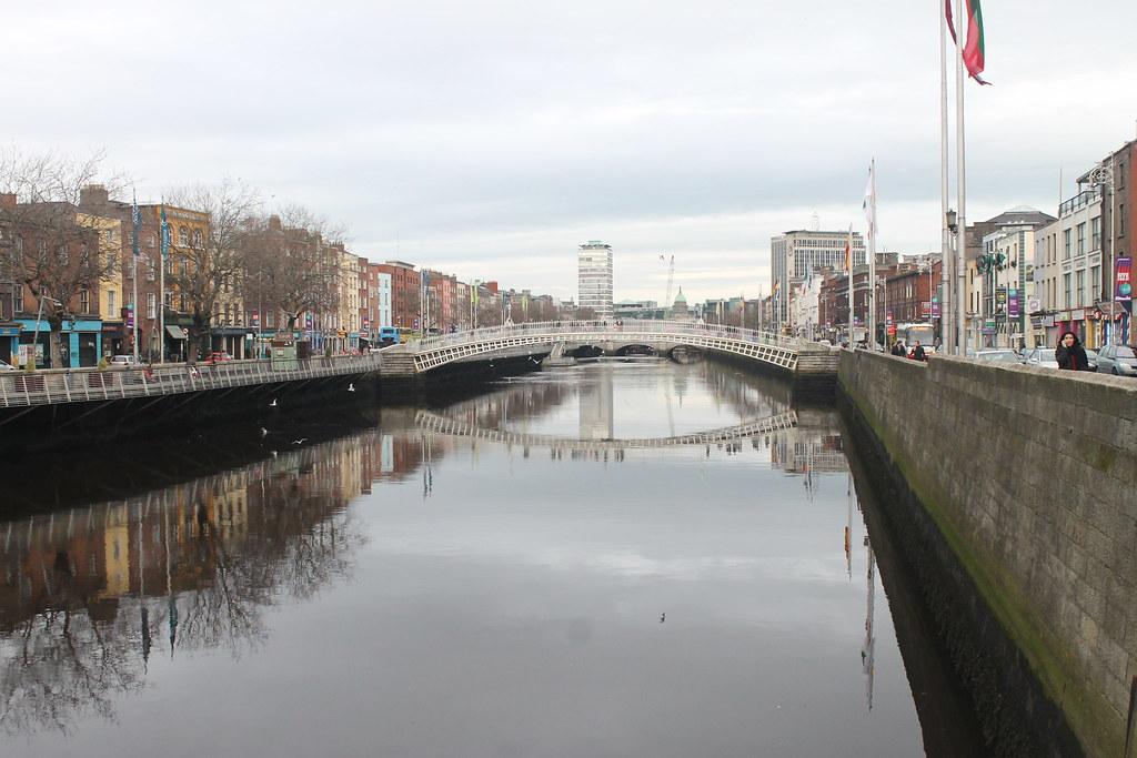 Qué ver en Dublín: Ha'penny Brigde