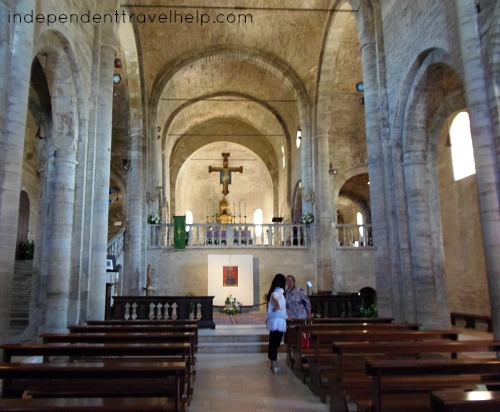 The Cathedral of San Leo