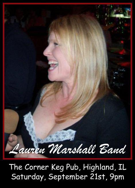 Lauren Marshall 9-21-13