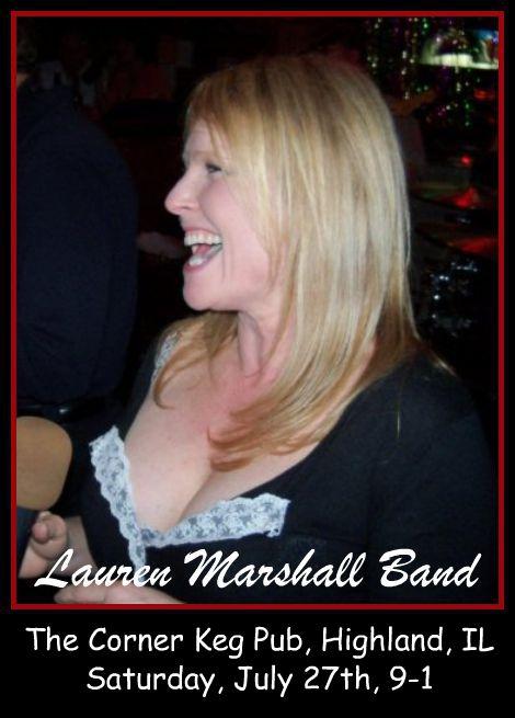 Lauren Marshall 7-27-13