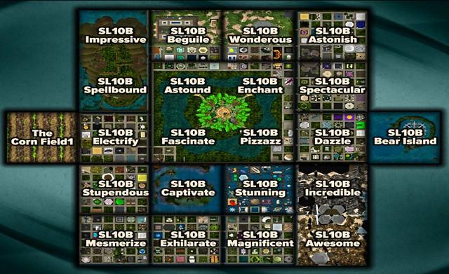Map of SL10B CC