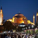 Hagia Sophia by Abdulsalam Haykal