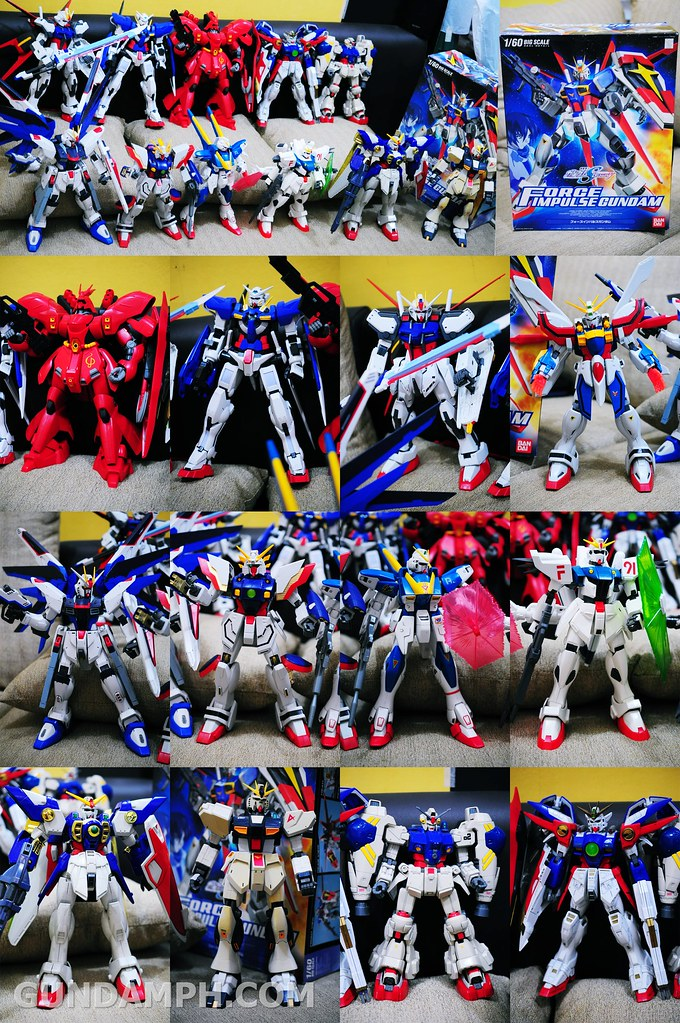 GundamPH 1-60 scale non-PG Gundam Kits and Figures Collection List (17)