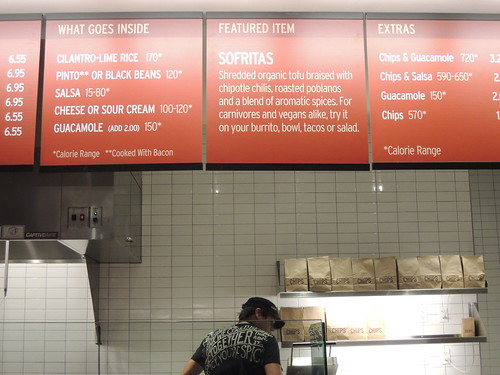 Sofritas @Chipotle SF