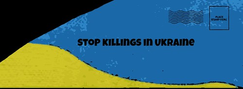 stop killings in Ukraine by Demetrios Georgalas aka brexians