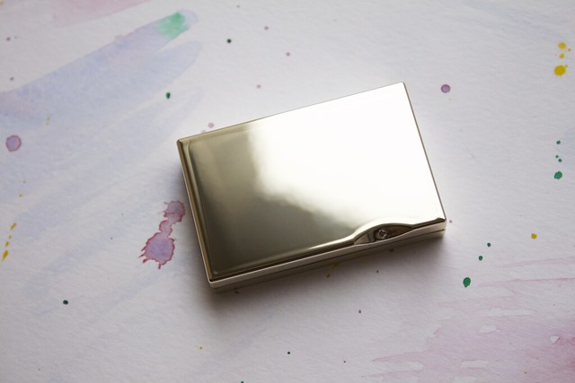 07 Clarins Opalescence Spring 2014 Makeup Collection   Cream Blush #01 Peach
