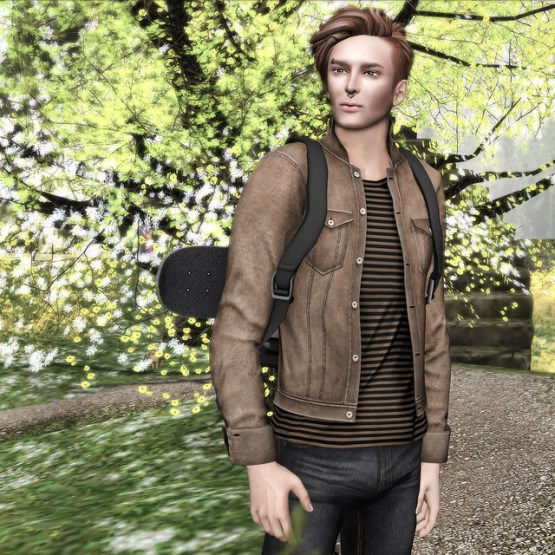 Top 10 Second Life Men's Fashion Brands?