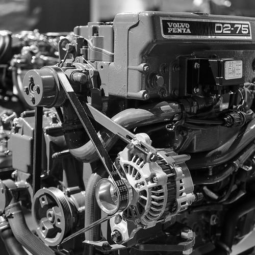 Week 27/52  -  Volvo Penta D2-75 by Flubie