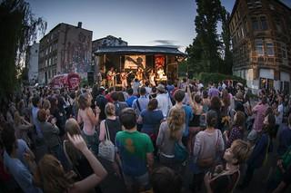 Halle - Allemagne - Fête de la Musique 2013