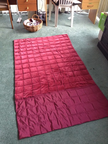 Extension to Weighted Blanket by rocalisa