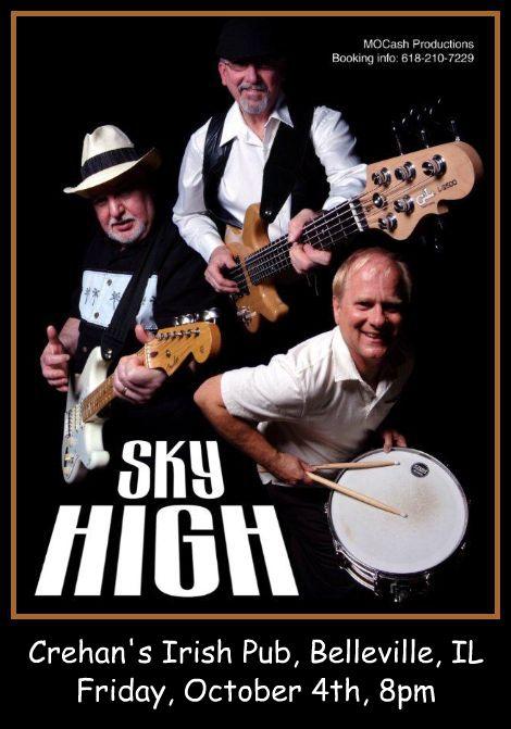 Sky High 10-4-13