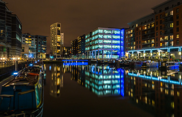 Clarence Dock south view