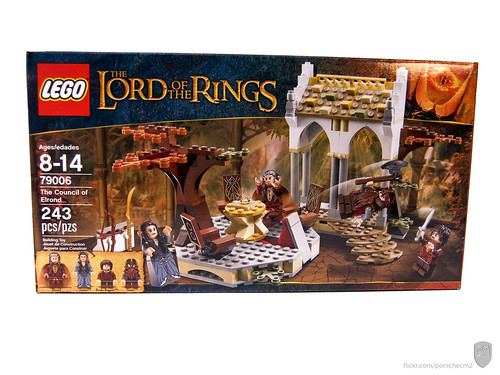 Lord of the Rings 79006 The Council of Elrond