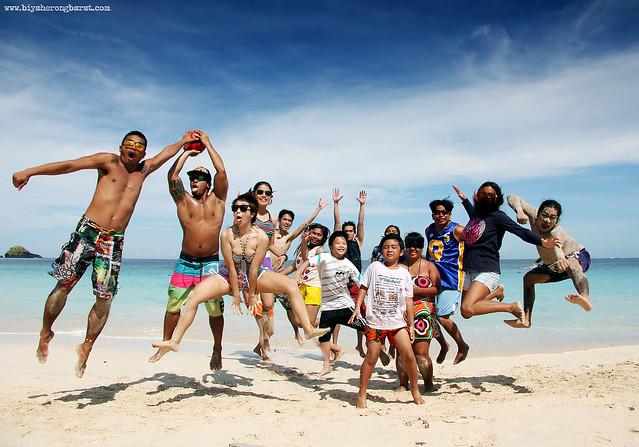 Calaguas Island Camarines Norte vacation