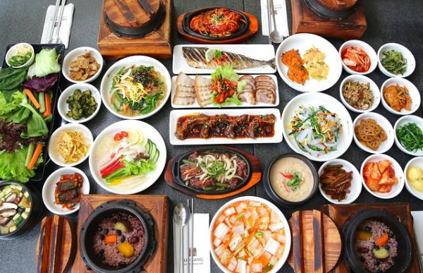 HanJeongSik (Course Meal)