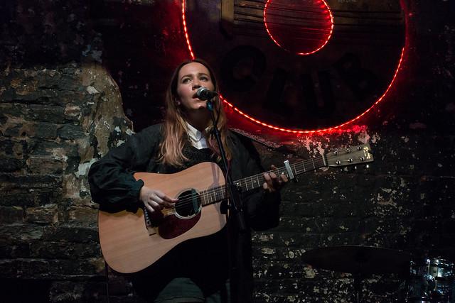 Random gig at the 12 Bar Club - Beth Atwell