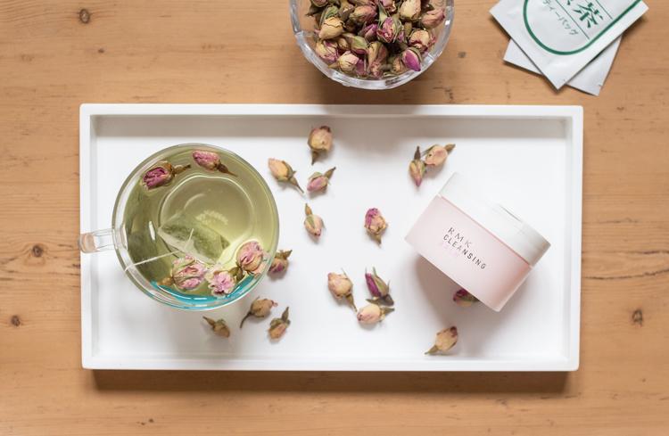 ROSE Aerial tea, RMK, tea