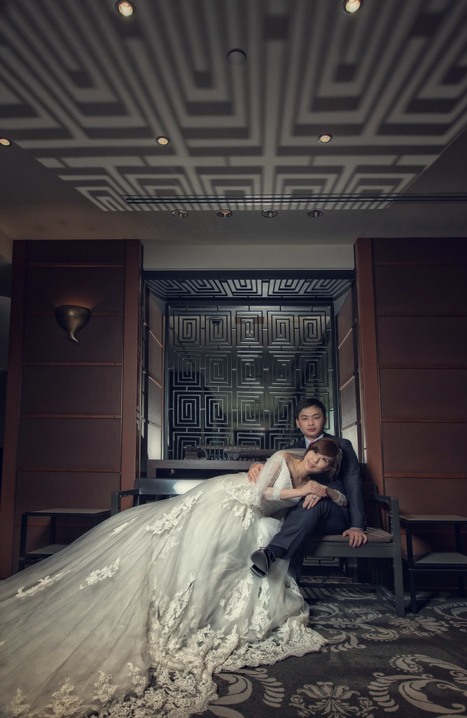 台北婚攝/台北金色三麥婚禮紀錄-冠毅&曼蓁[Dear studio 德藝影像攝影]