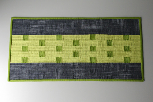 Weave Table Runner