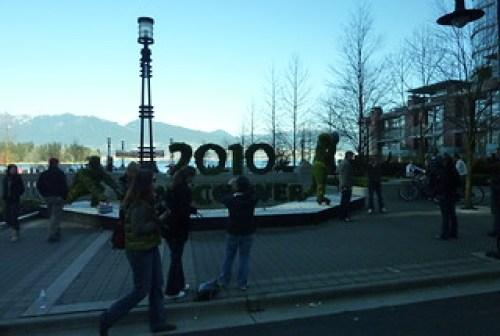 2010 Vancouver Jeux Olympiques 19/02