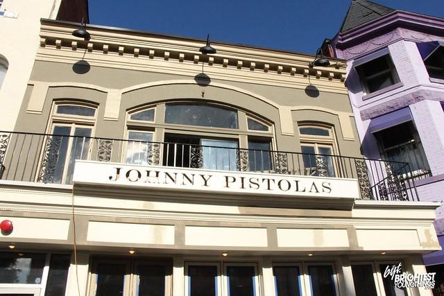 Johnny Pistolas