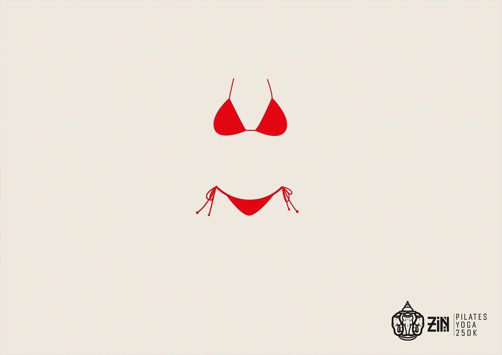 Zin Pilates - Smiling Bikini