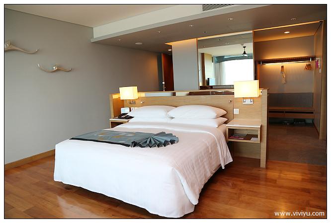 [泰國羅勇]Rayong 住宿 萬豪度假飯店Spa中心~三座環海大泳池&豐盛早餐吧 @VIVIYU小世界