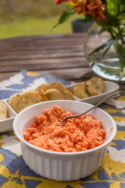 Salmon Rillettes - Picture courtesy of BuenDiente.com