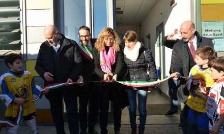 Carpi, inaugurata la nuova sede della Medicina dello Sport