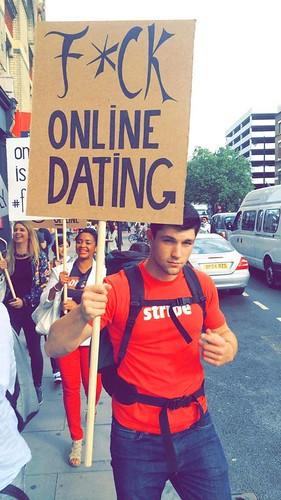Shoreditch dating backlash?