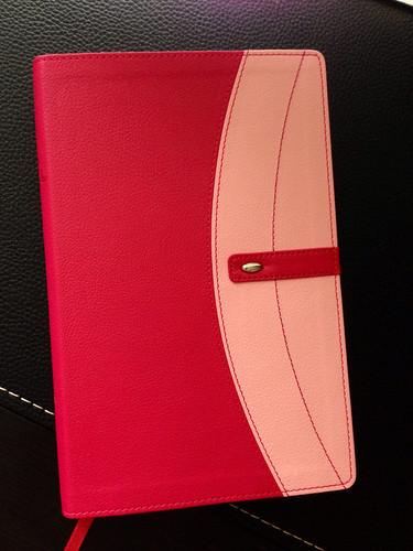 NIV Pink Bible
