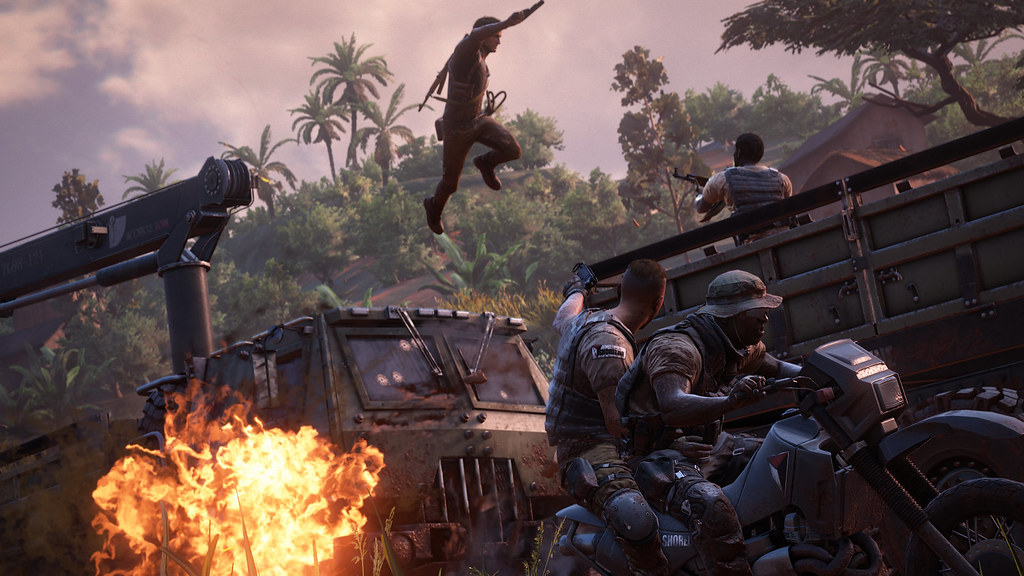 Naughty Dog: Uncharted 4 Is Wide-Linear, Not Open-World 1