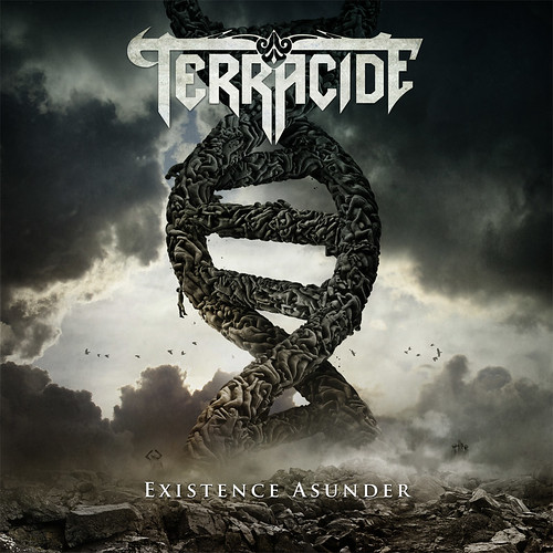 Cover of Existence Asunder by Terracide
