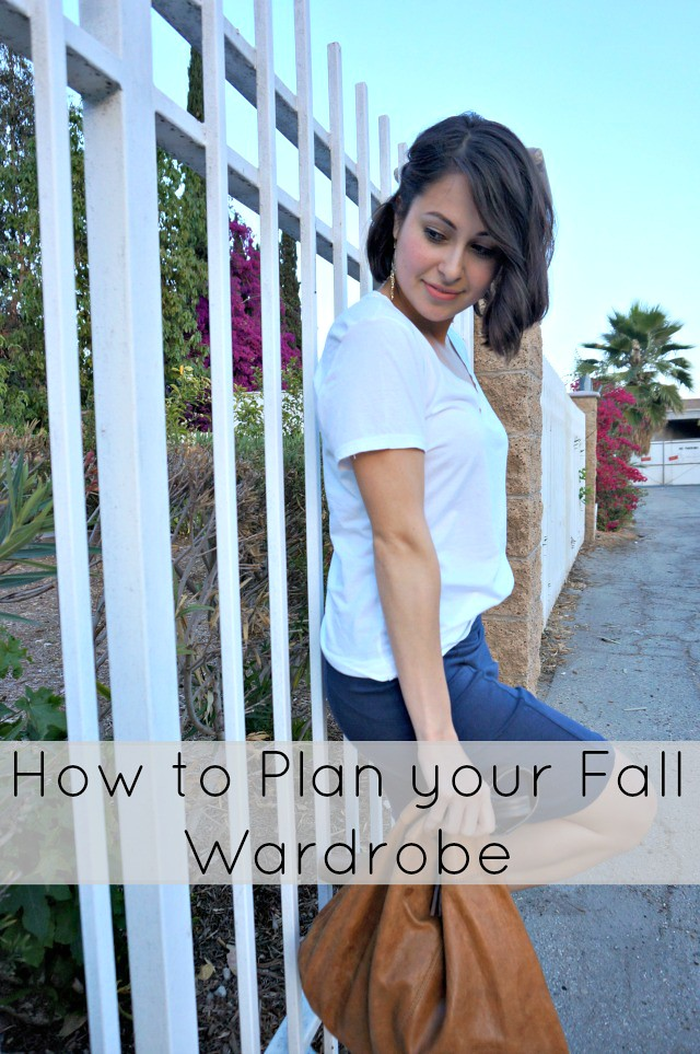 How to plan your fall wardrobe 3